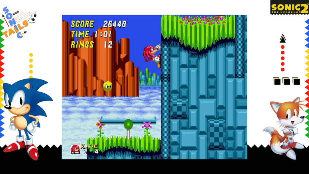 sonic the hedgehog 1 gameplay