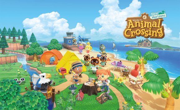 Animal Crossing: New Horizons seems pleasant, so then why is it giving me anxiety?