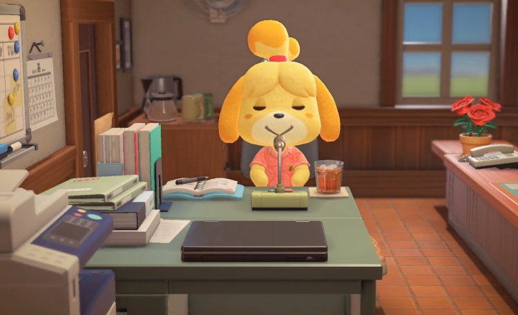 Animal Crossing: New Horizons has some limitations on what you can do with the digital copy.