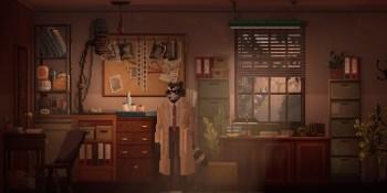 Raw Fury will publish noir adventure game Backbone