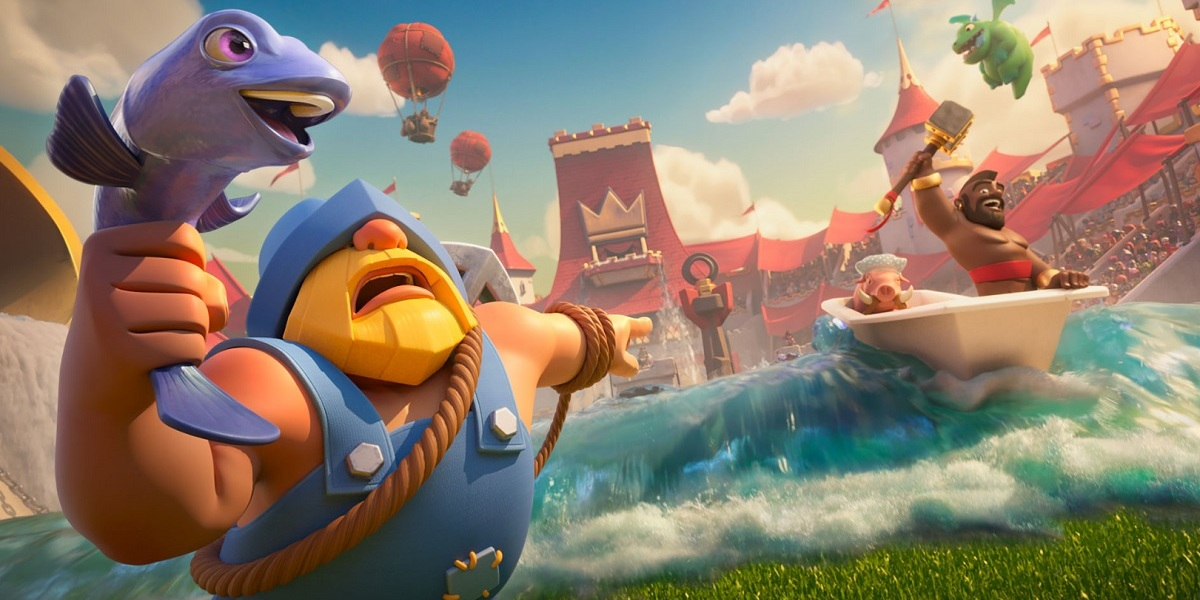 Clash Royale debuted in 2016 and it is going strong.