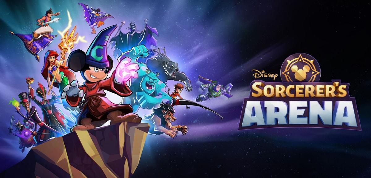 Disney Sorcerer Arena is entering pre-registration.