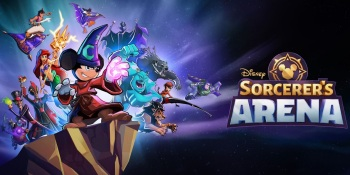 Disney Sorcerer Arena is entering pre-registration.