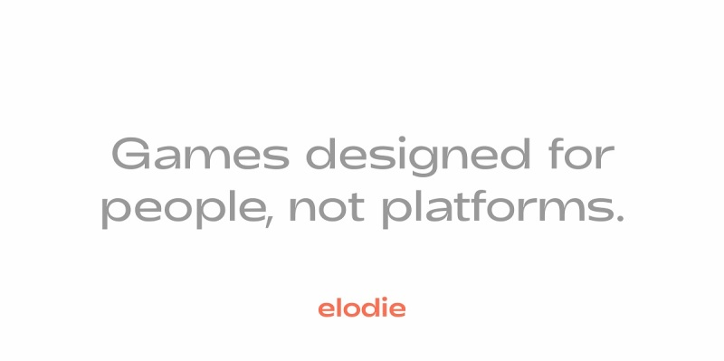 Elodie is making crossplay co-op games.