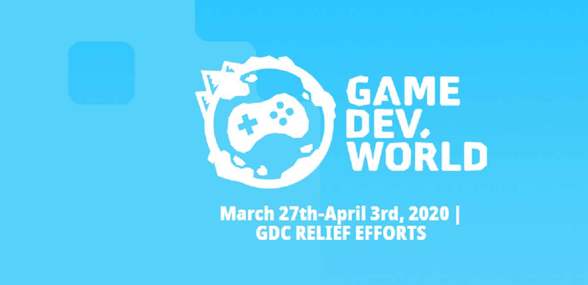 Gamedev.world will raise money to provide relief for developers affected by GDC postponement - VentureBeat