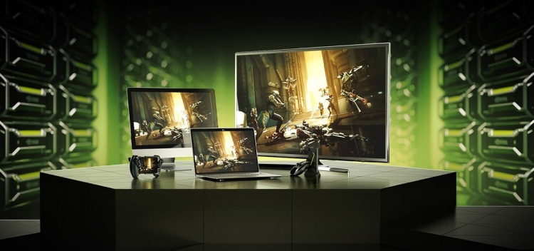 GeForce Now lets you play your Steam library via the cloud, anywhere you want.