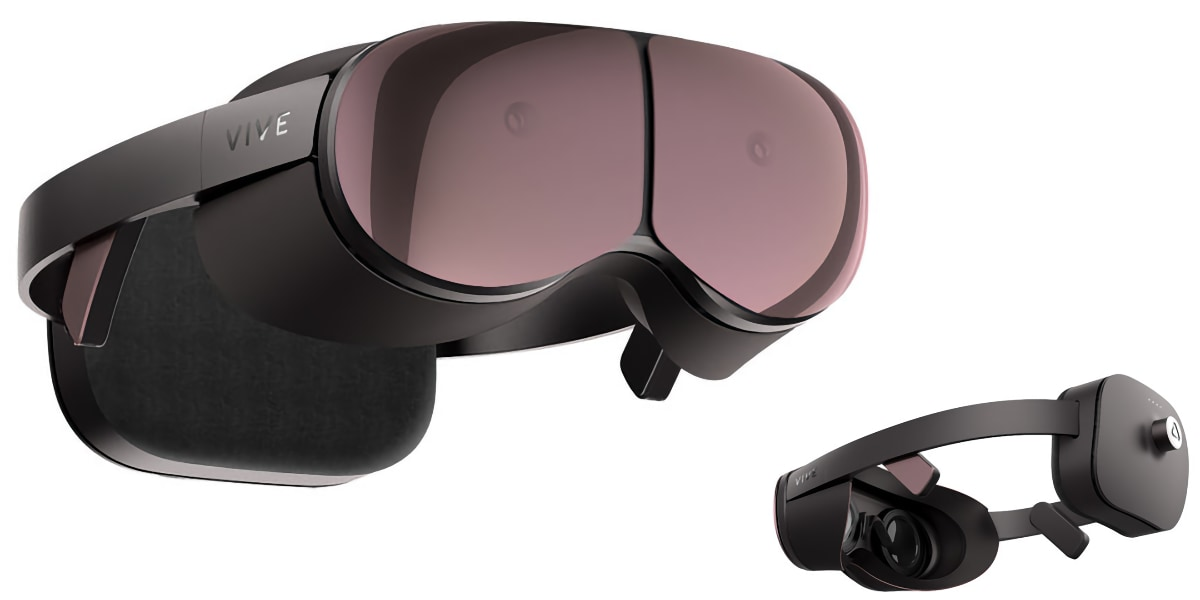 HTC is prototyping an AR headset that looks like sunglasses