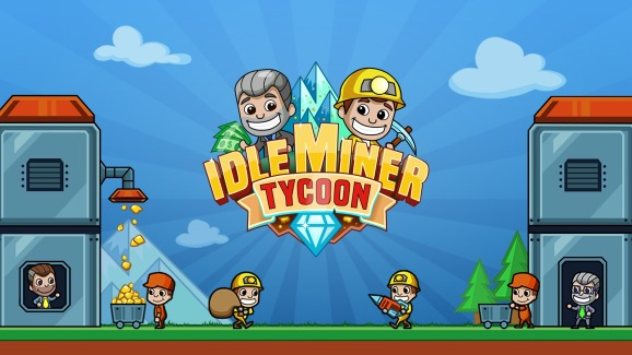 Idle Miner Tycoon from Kolibri Games.