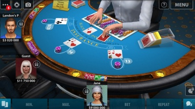 existing poker game games