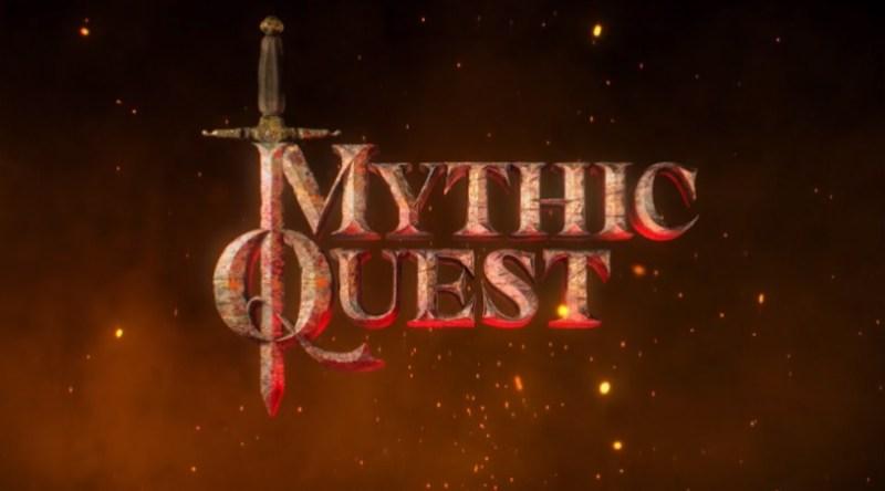Mythic Quest logo