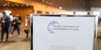 33rd annual Neural Information Processing Systems conference in Vancouver, Canada