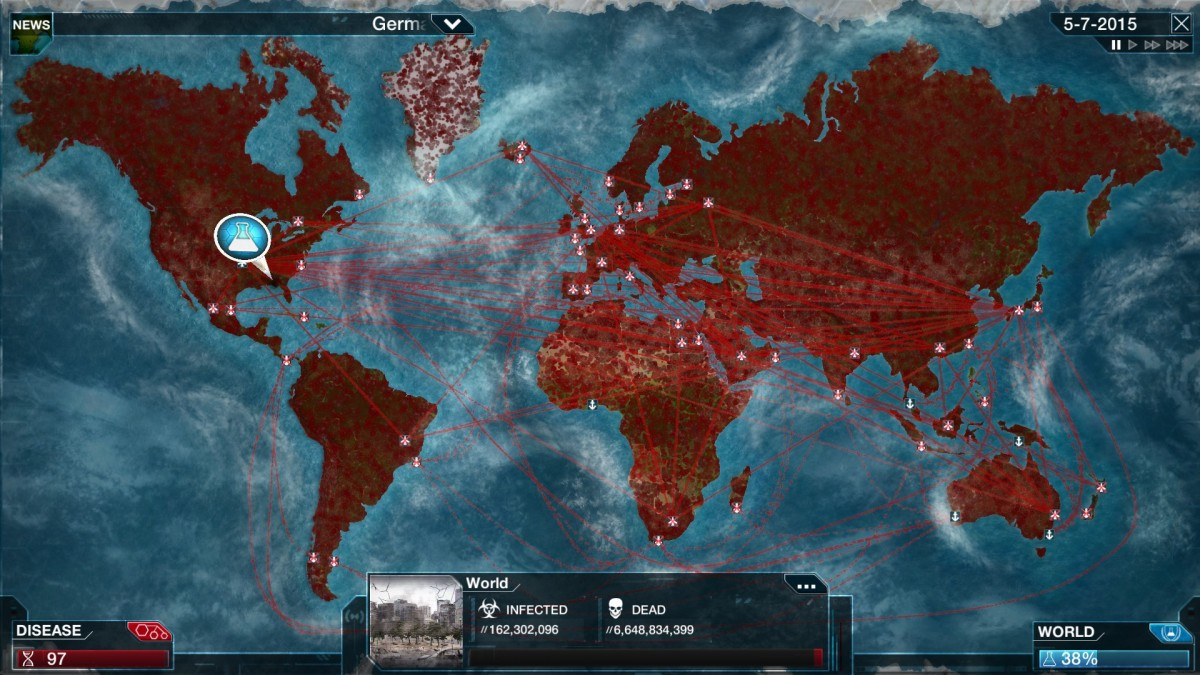 Apple removes Plague Inc. from Chinese app store for ...