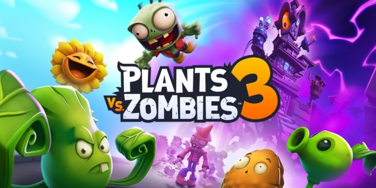 Plants vs. Zombies 3.