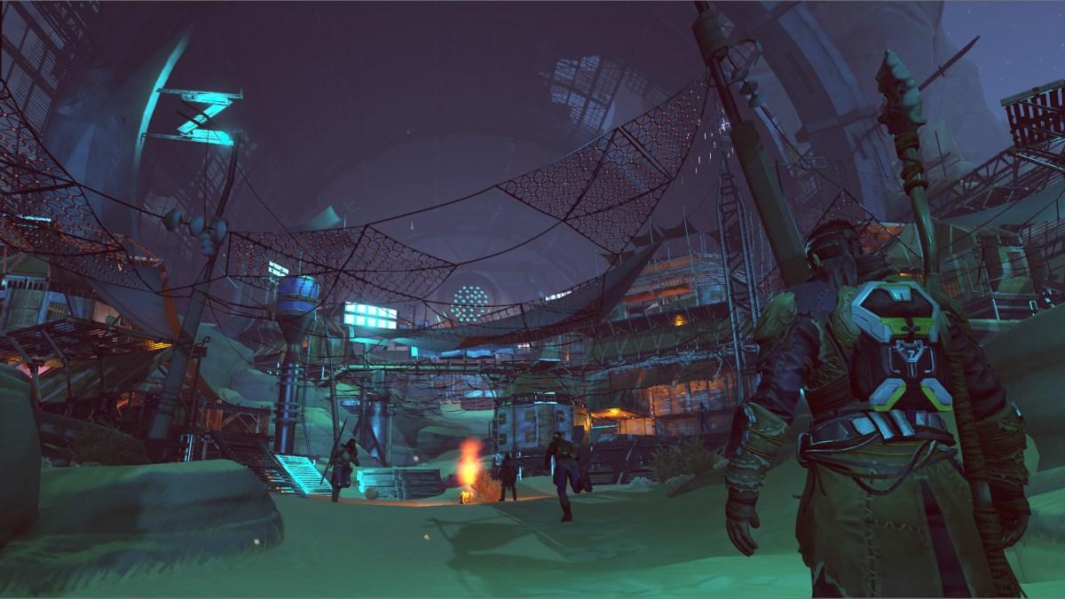 Population Zero starts its sci-fi MMO adventure on May 5 - VentureBeat