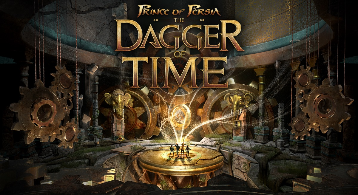 Ubisoft Reveals Vr Escape Room Prince Of Persia The Dagger Of