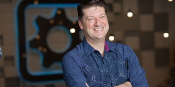 GamesBeat Summit speakers: Randy Pitchford, Shannon Loftis, and Mitch Lasky