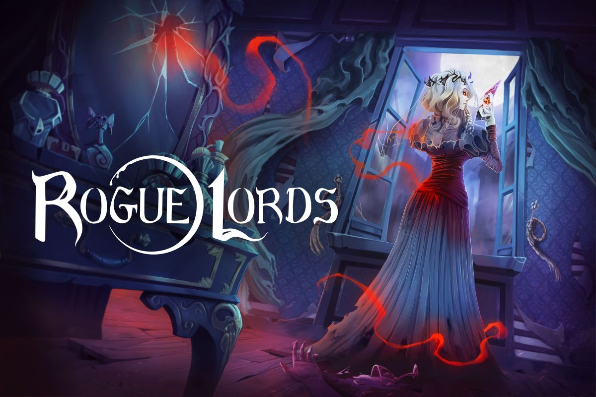 Rogue Lords is a turn-based roguelike where you play as the Devil - VentureBeat