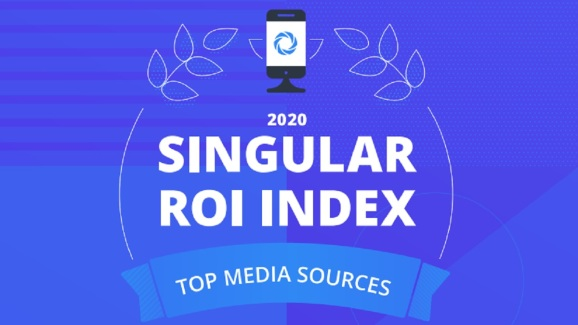 Singular has launched its list of the top ad networks for mobile user acquisition.