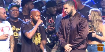 Drake will debut Rap Battles livestreaming show on Caffeine