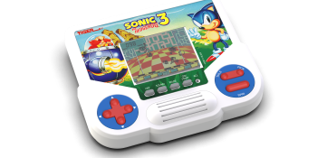 Hasbro brings back lo-fi LCD Tiger Electronics games