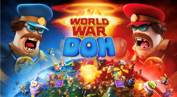 World War Doh is a mobile RTS made in Bogota.