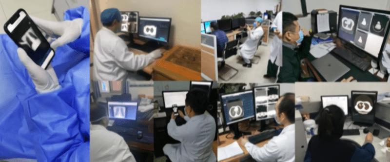 Intel Huiying Medical AI COVID-19 coronavirus