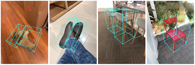 Google's Objectron uses AI to track 3D objects in 2D video