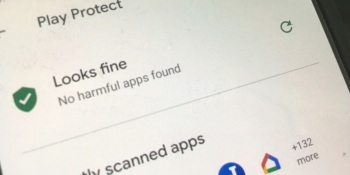 Google makes Play Protect mandatory in Advanced Protection program, blocks non Google Play apps