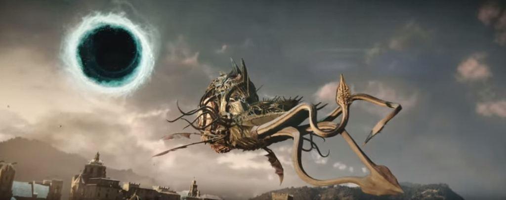 Portals mean trouble in Baldur's Gate III.