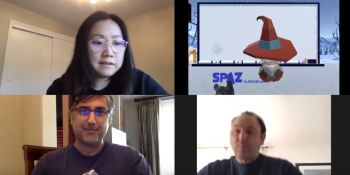 Spaces app enables folks to attend Zoom meetings in VR