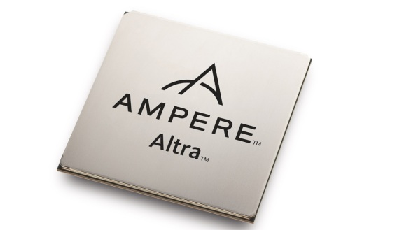 The Ampere Altra has 80 cores based on the Arm architecture.