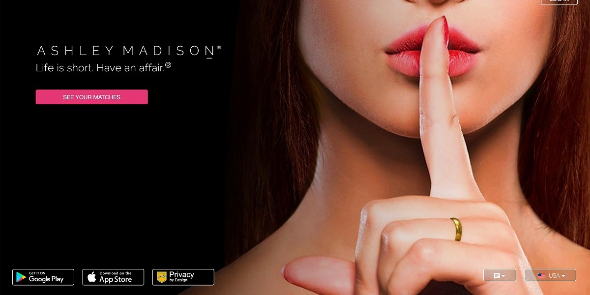 Ashley Madison is seeing a surge during the coronavirus.