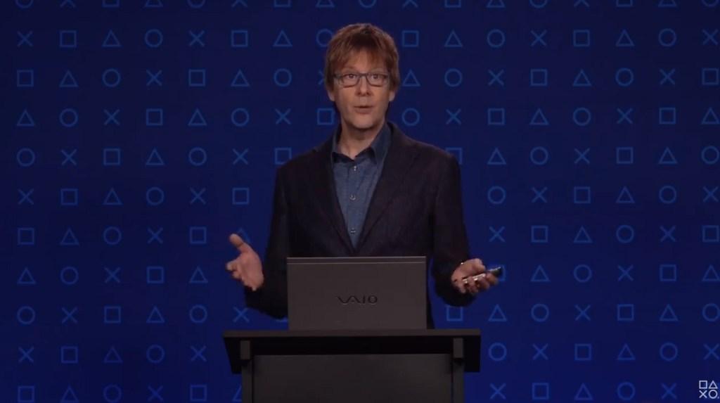Mark Cerny, Senior System Architect for PlayStation 5.