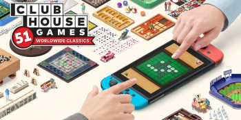 Club House Games: 51 Worldwide Classics for Nintendo Switch.