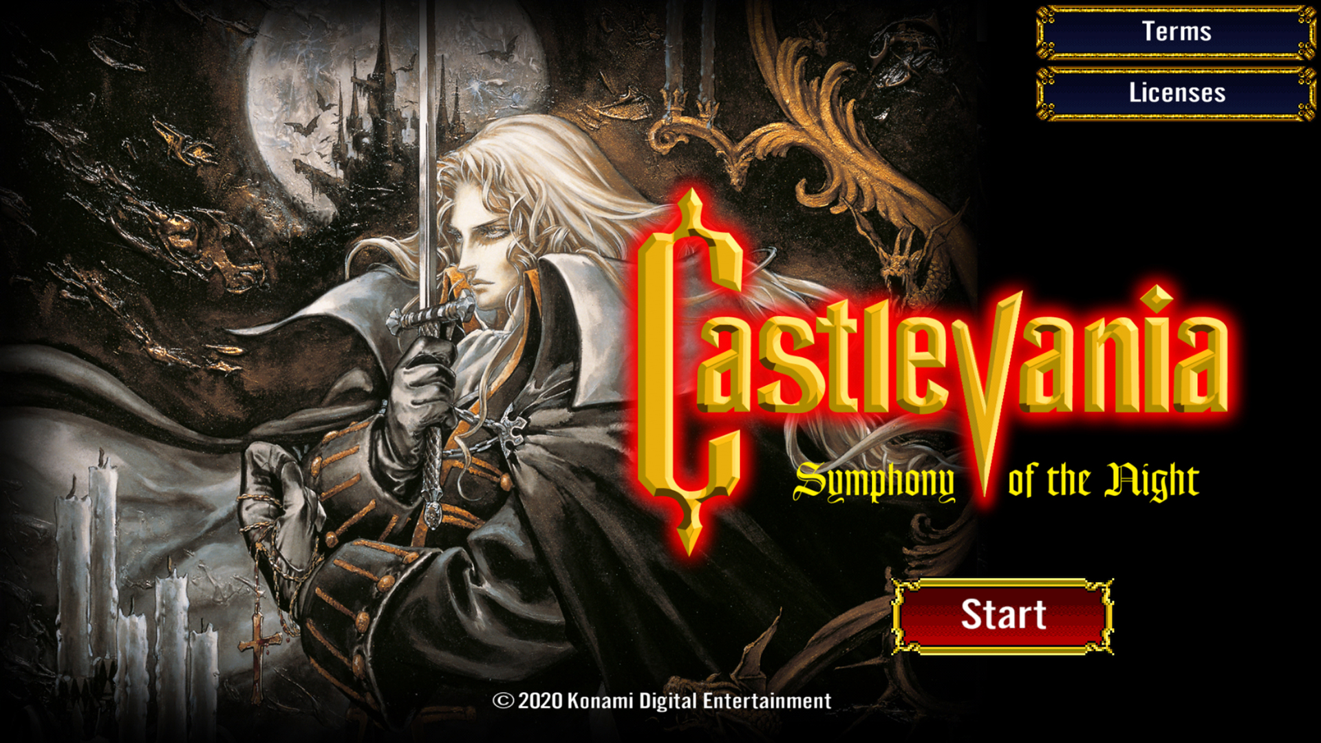 Castlevania Symphony Of The Night Gets A Surprise Release On