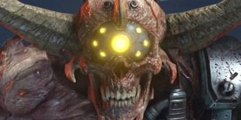 Doom Eternal — A double boss fight