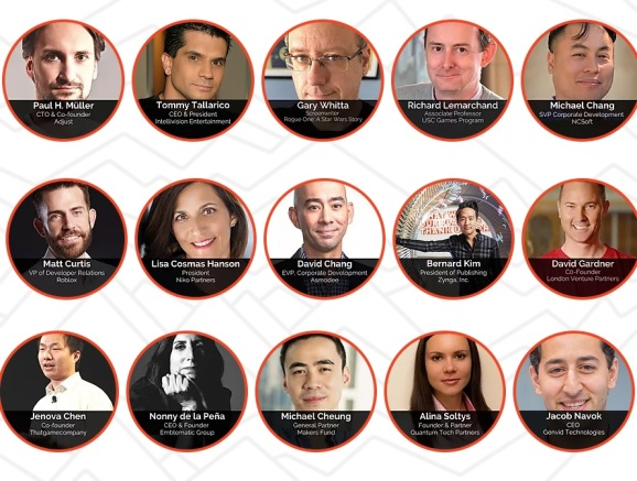 GamesBeat Summit Digital speakers: Stanley Pierre-Louis, Keisha Howard, Blake Harris, and Josh Tsui