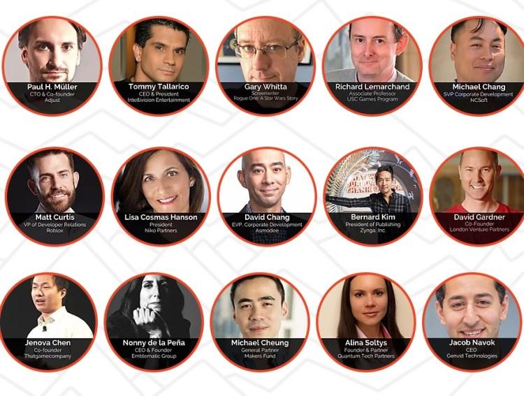 GamesBeat Summit Digital speakesr