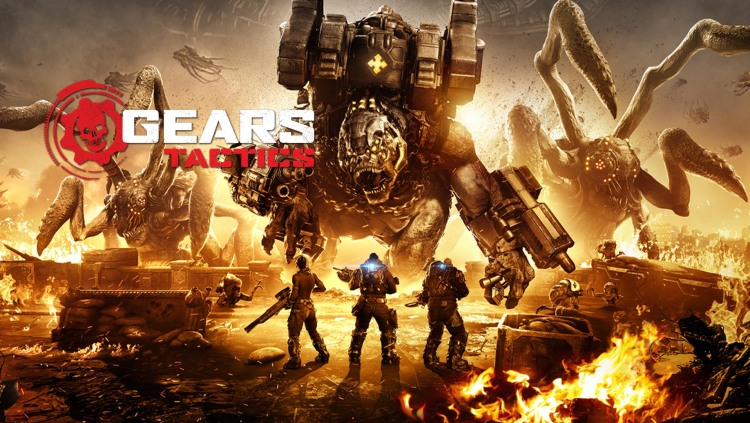 Splash Damage is currently working on Gears Tactics for Microsoft.