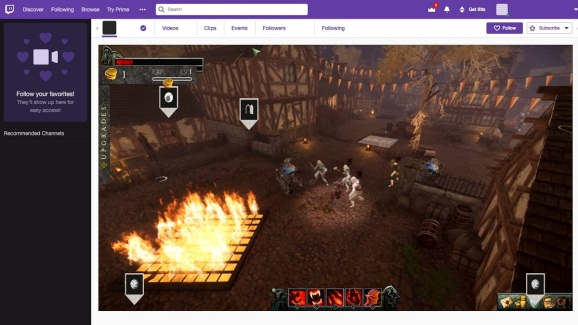 Deadhaus Sonata turns the streaming audience into dungeon masters.