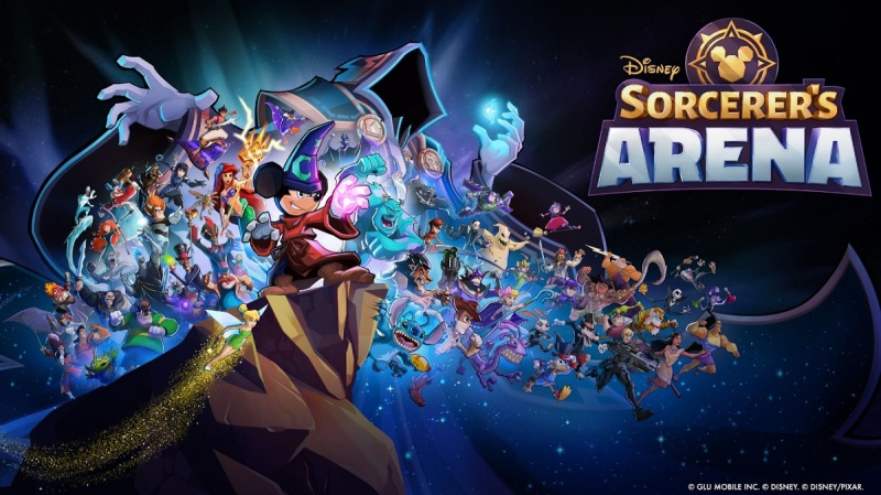 Disney Sorcerer's Apprentice has debuted on iOS and Android.