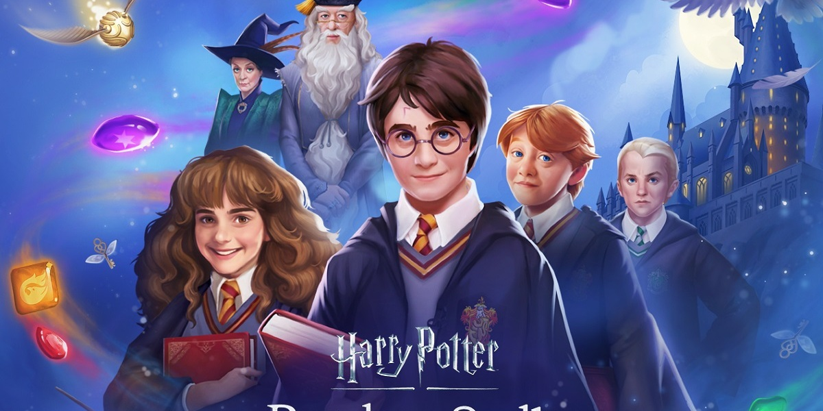 Harry Potter Puzzles & Spells is in limited testing right now.