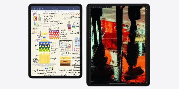 Apple's iPad Pros have had 120Hz screens for three years - next, they're coming to numerous smartphones, along with faster video cameras.