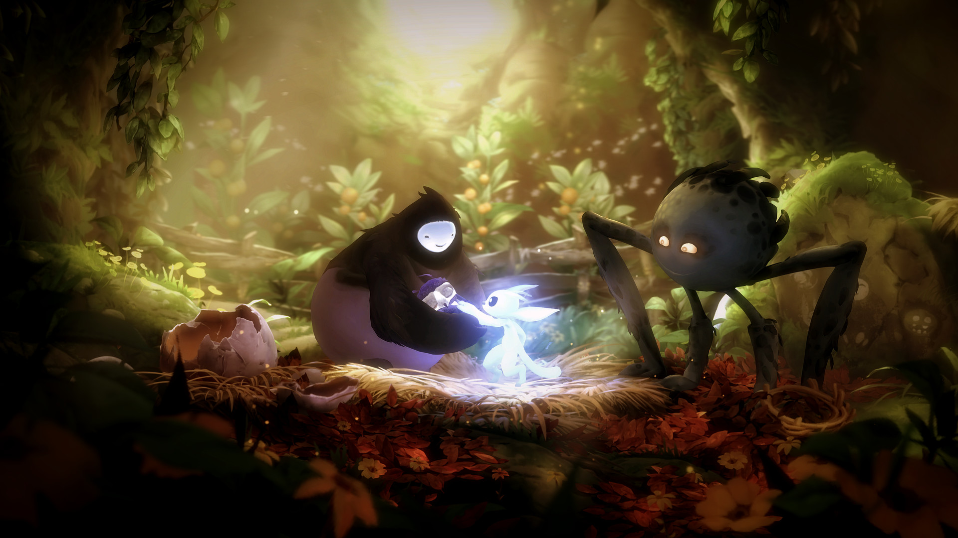 Ori And The Will Of The Wisps Review An Exhilarating Emotional