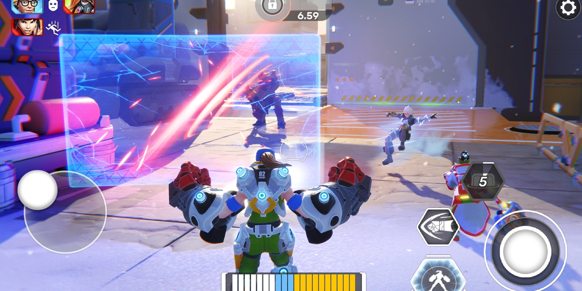 Respawnables Heroes was in the works for three years.