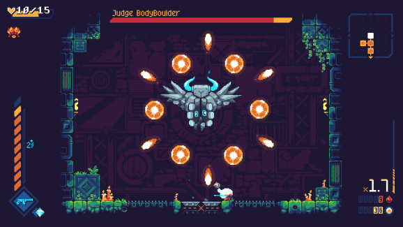 ScourgeBringer is among the many February new releases doing well on Steam.