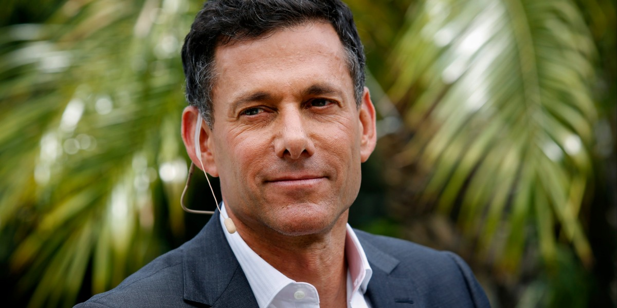 Take-Two Interactive chief executive Strauss Zelnick.
