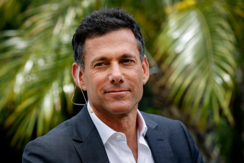 Take-Two Interactive Managing Director Strauss Zelnick.