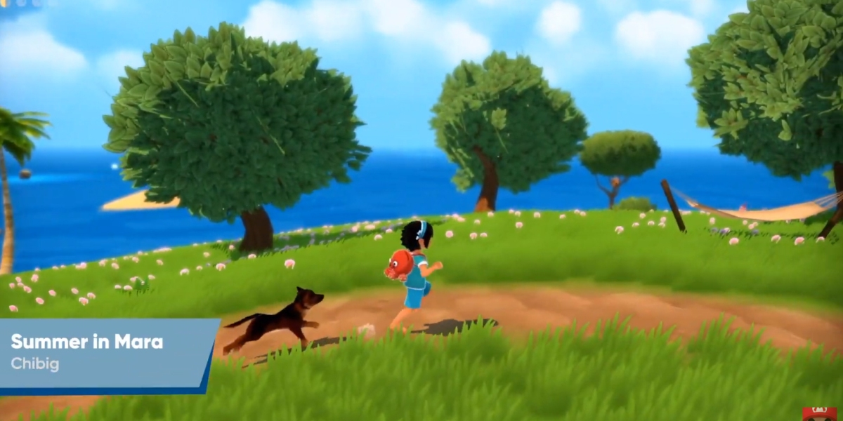 Summer in Mara for the Nintendo Switch.