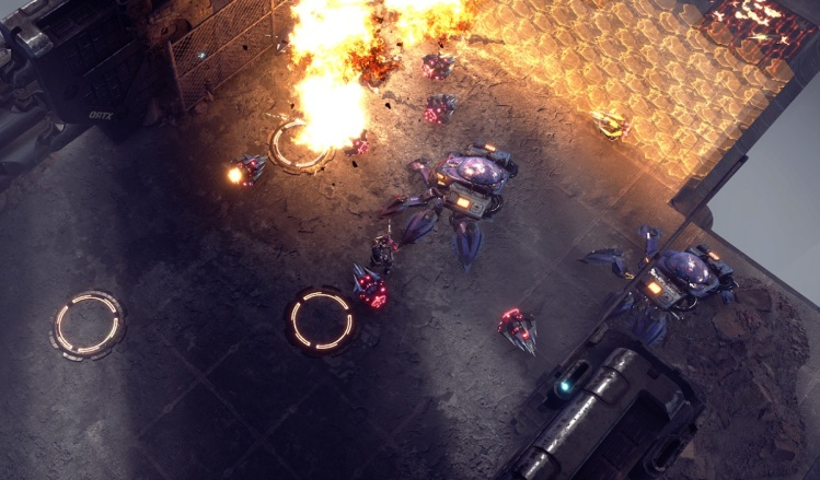 Furyion's Death Carnival used Unity's new game simulation cloud service.